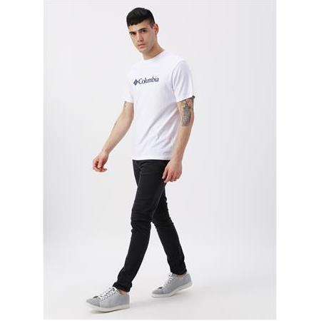 Columbia  Basic Logo Short Sleeve Erkek T-Shirt